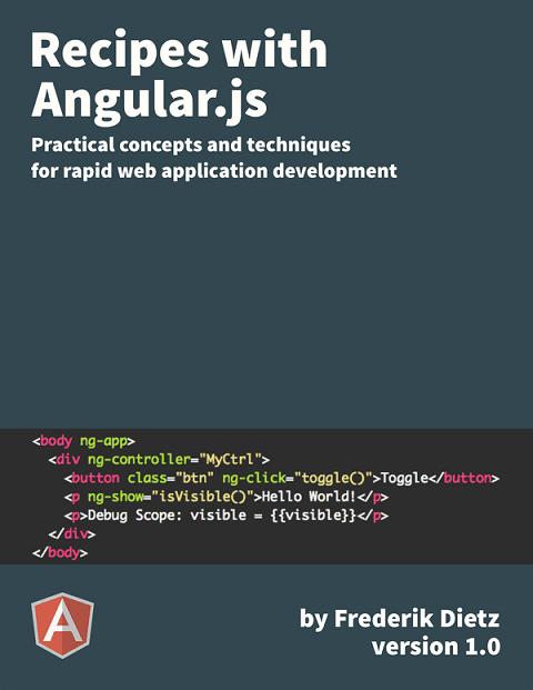 4 Free ebooks to learn AngularJS