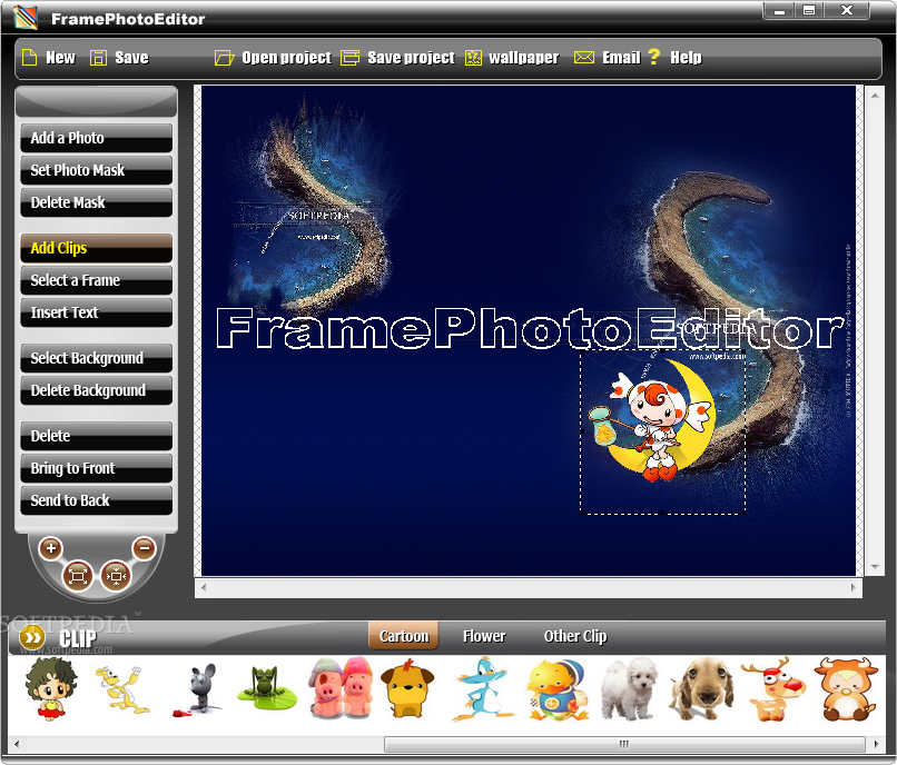 Frame Photo Editor Free Download Full Version ~ SoftwaresPlus