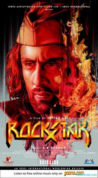 Rockstar (2011)  MZP - Ranbir Kapoor, Diana Penty, Nargis Fakhri, Shammi Kapoor