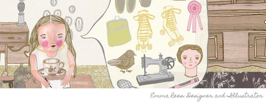 Emma Illustration