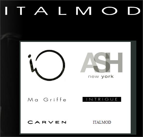 ITALSTORE: Italmod, Io, Ash, Intrigue, Carven