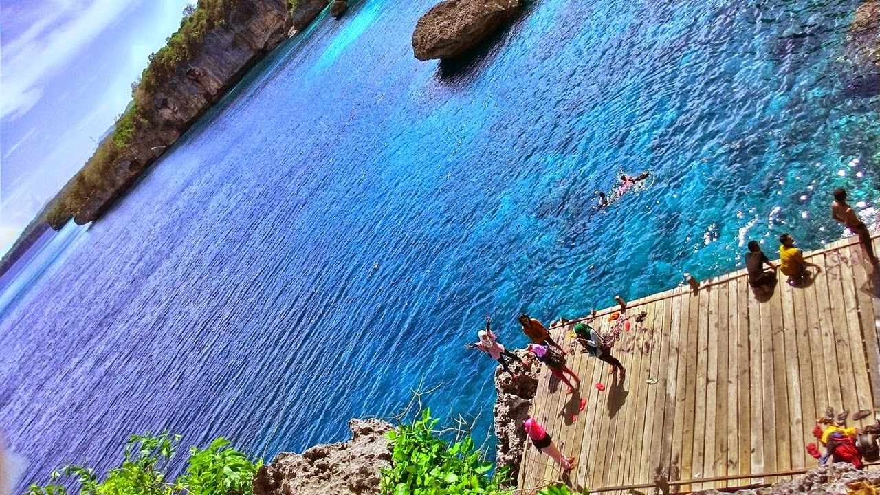 Swim At Apparalang