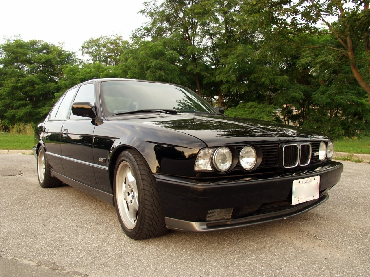 daily turismo 15k seller sub 1991 bmw m5 minty clean. Black Bedroom Furniture Sets. Home Design Ideas