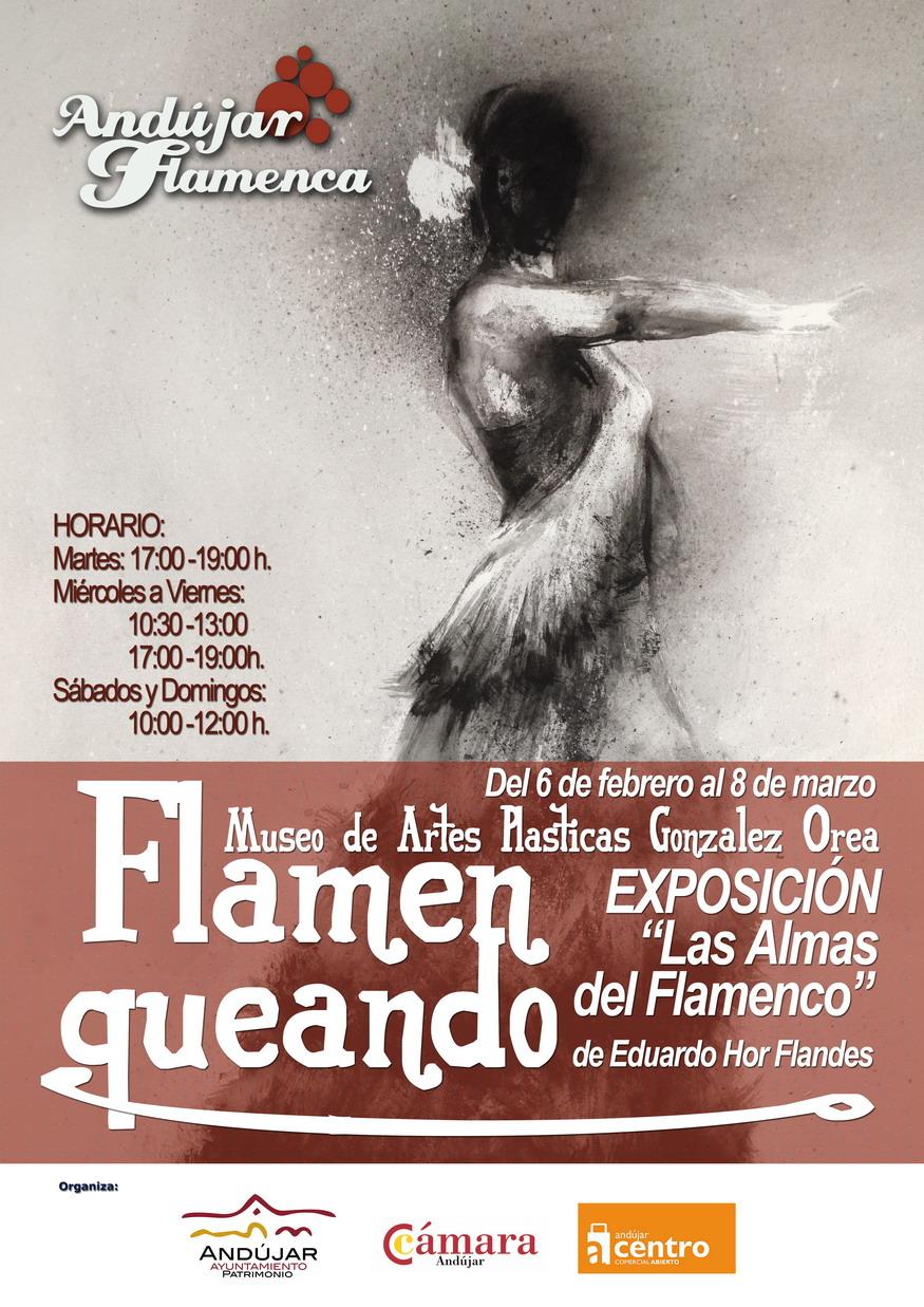 Flamenqueando. Museo González Orea
