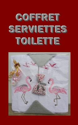 COFFRET SERVIETTES DE BAINS
