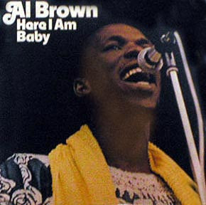 AL BROWN LP TROJAN