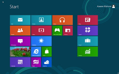 12 Keyboard Shortcuts for Windows 8