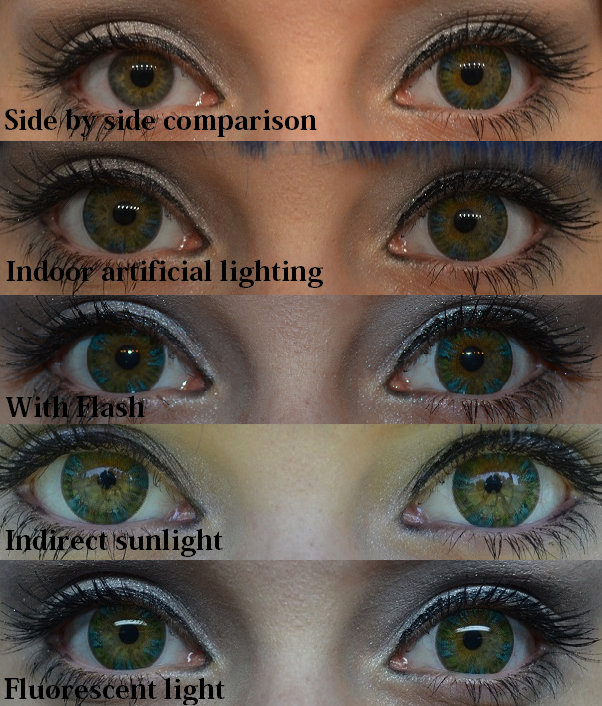 Different Shades Of Brown Eye Color Chart Brown eyed folks to see.