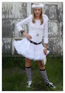 Teen tutu Skirt Fashion