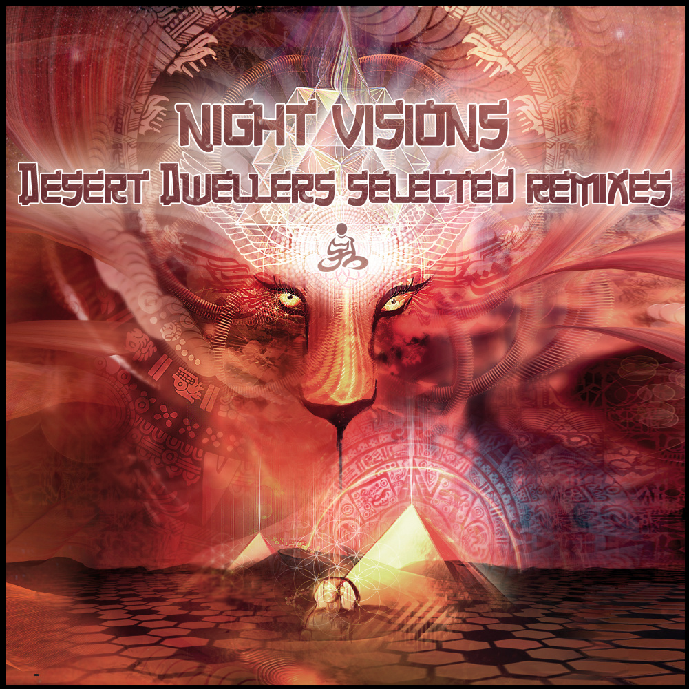 Desert dwellers night visions remixes cover
