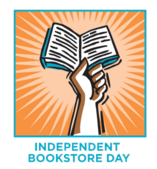 Independent Bookstore Day challenge