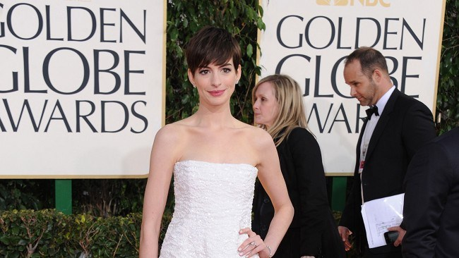 Anne Hathaway Star in Shakespeare 'Taming of the Shrew'