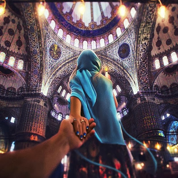 Blue Mosque – Istanbul, Turkey