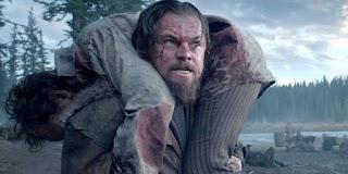 """""""O renascido"""", um filme do realizador Alejandro González Iñárritu, com Leonardo DiCaprio"""