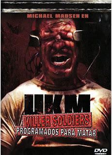 Killer Soldiers: Programados para matar Poster