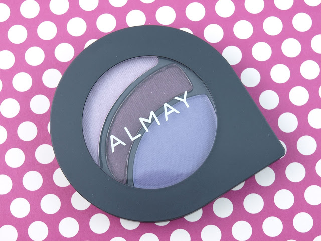 Almay Intense i-Color Party Brights for Brown Eyes: Review and Swatches