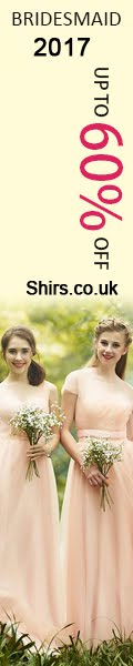 bridesmaid dresses at shirs.co.uk