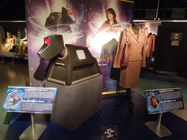 K9 Sarah Jane Smith costume Doctor Who