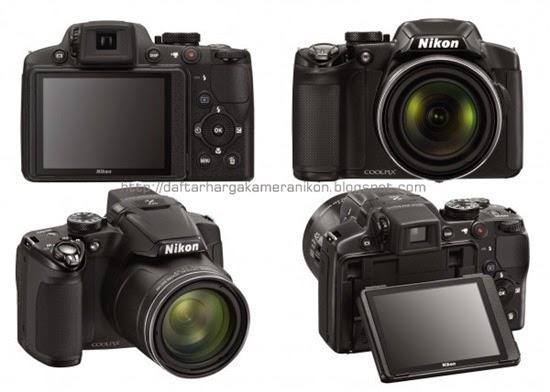 Harga dan Spesifikasi Kamera Nikon Coolpix P510