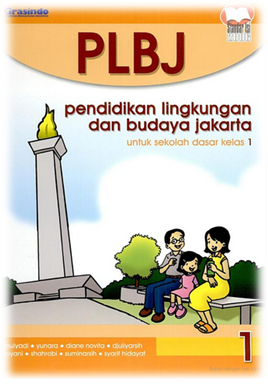 Buku PLBJ Kelas 1 sampai dengan Kelas 5
