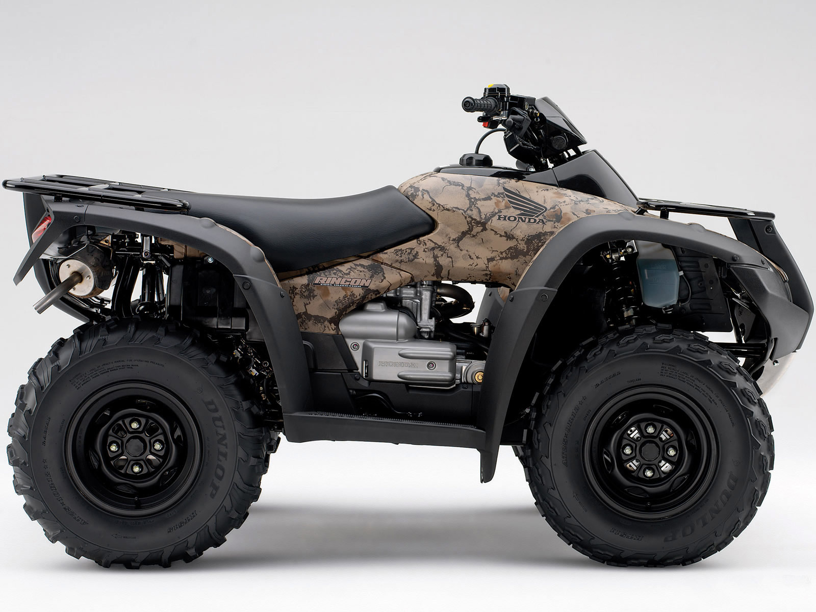 2006 Honda Fourtrax Rincon Atv Wallpapers