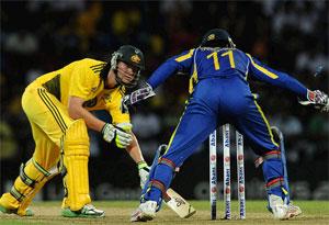 अस्ट्रेलिया बनाम श्रीलंका