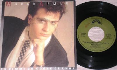 Sanremo 1985 - Marco Armani - Tu dimmi un cuore ce l'hai
