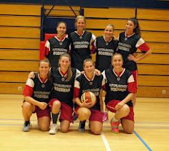 Dames 1, seizoen 2014-2015