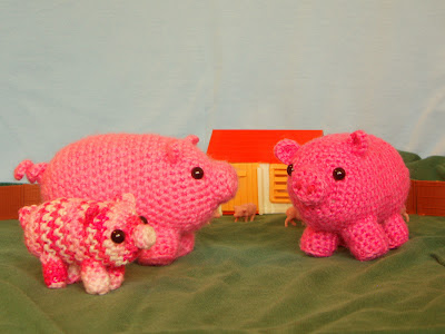 CROCHET PIG SNOUT PATTERN | FREE CROCHET PATTERNS
