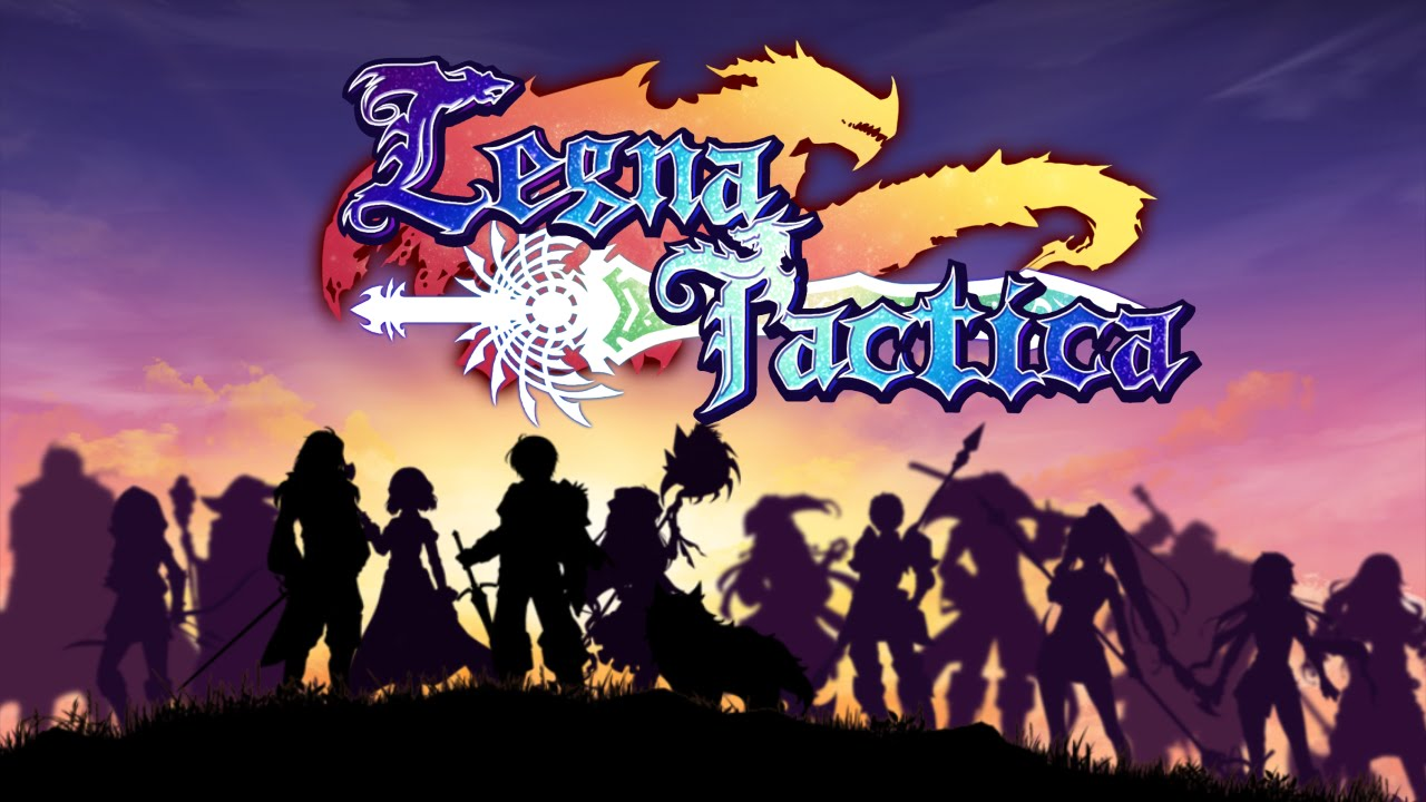 SRPG Legna Tactica Gameplay IOS / Android