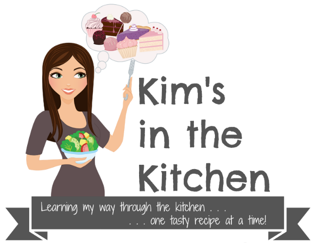 Kim in the Kitchen