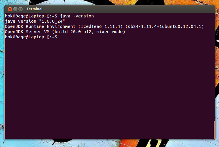 OpenJDK menjadi default Java