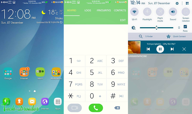 Official android 6 0 marshmallow touchwiz ui for samsung s3 and note 2