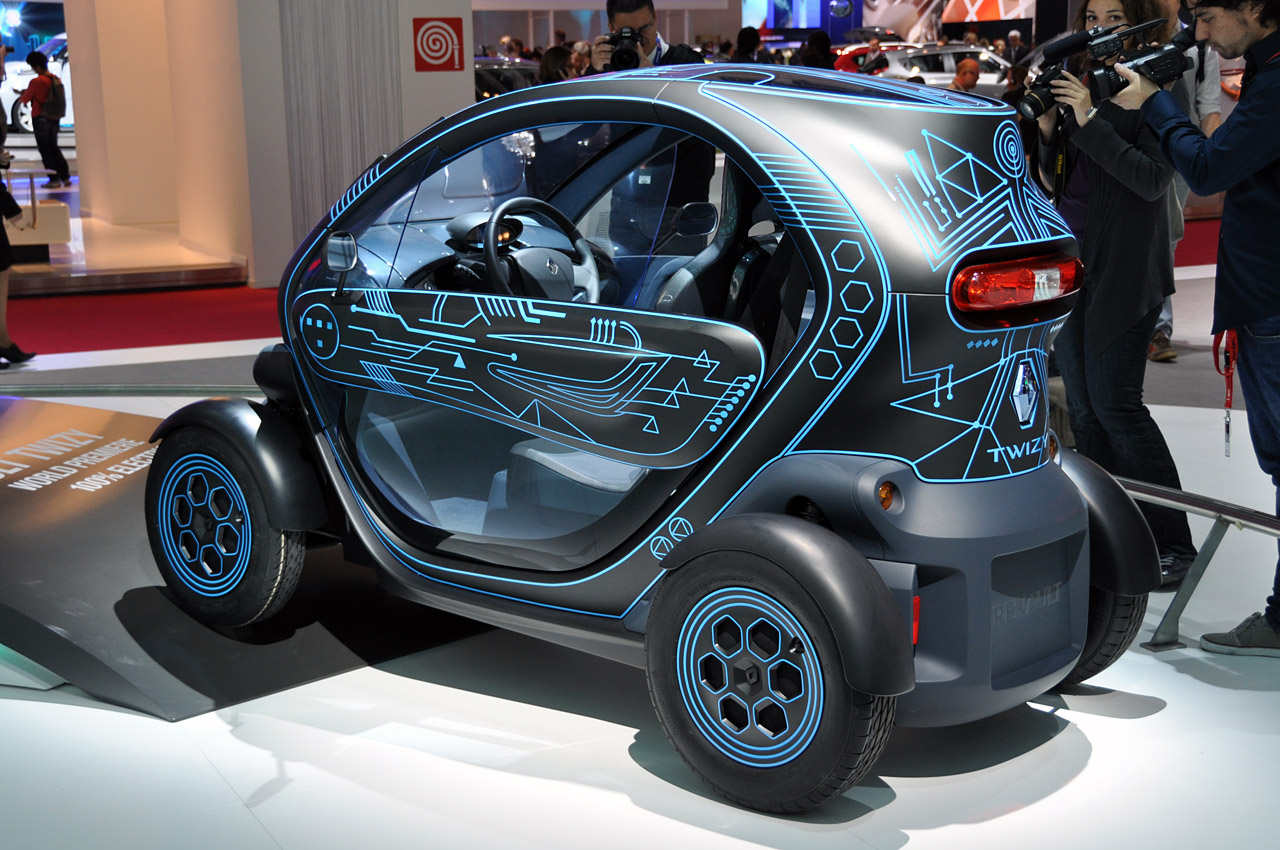 2012 renault 45 twizy price specs detail auto car reviews. Black Bedroom Furniture Sets. Home Design Ideas