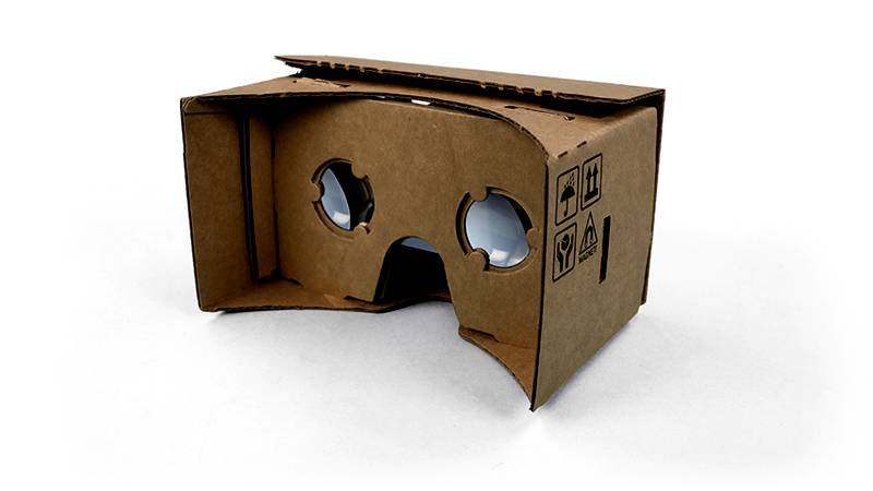 Cardboard, Virtual Reality On Your Smartphone