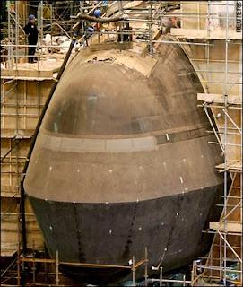 Yuk,, intip Pembuatan Kapal Selam Nuklir