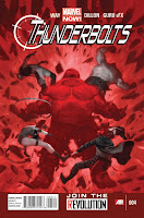 Thunderbolts #4 Cover