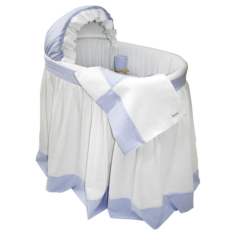 Bassinet hammock galleries bassinet cover for Baby bassinet