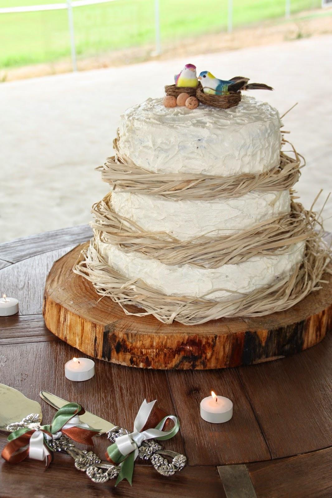 Wedding Cake Ideas For Rustic Wedding : Rustic Wedding Cakes Wedding Stuff Ideas