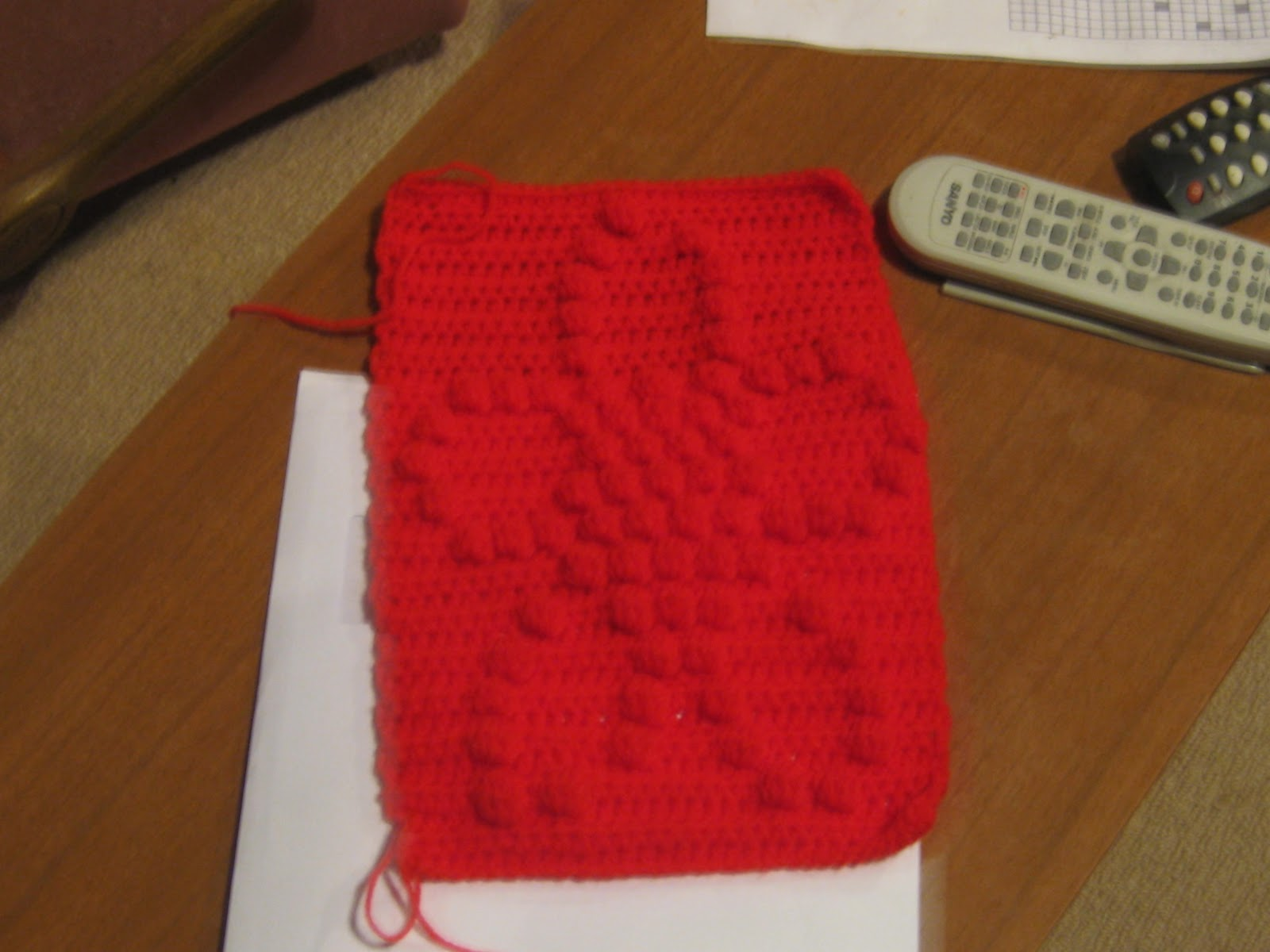 Knot Your Nanas Crochet Bobble Charts