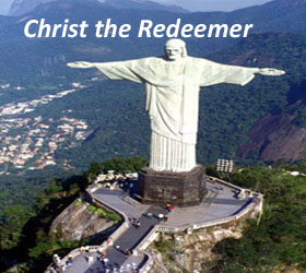 most visited monuments of Christ the Redeemer