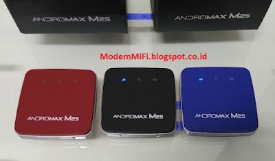 Kelebihan dan Kekurangan MiFi Andromax M2S