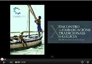 X Encontro Embarcacións Tradicionais de Galicia