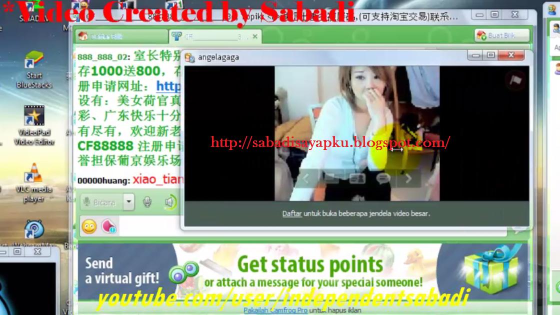 Cara Memperbesar Layar Webcam Camfrog Tanpa Menjadi Pro ...