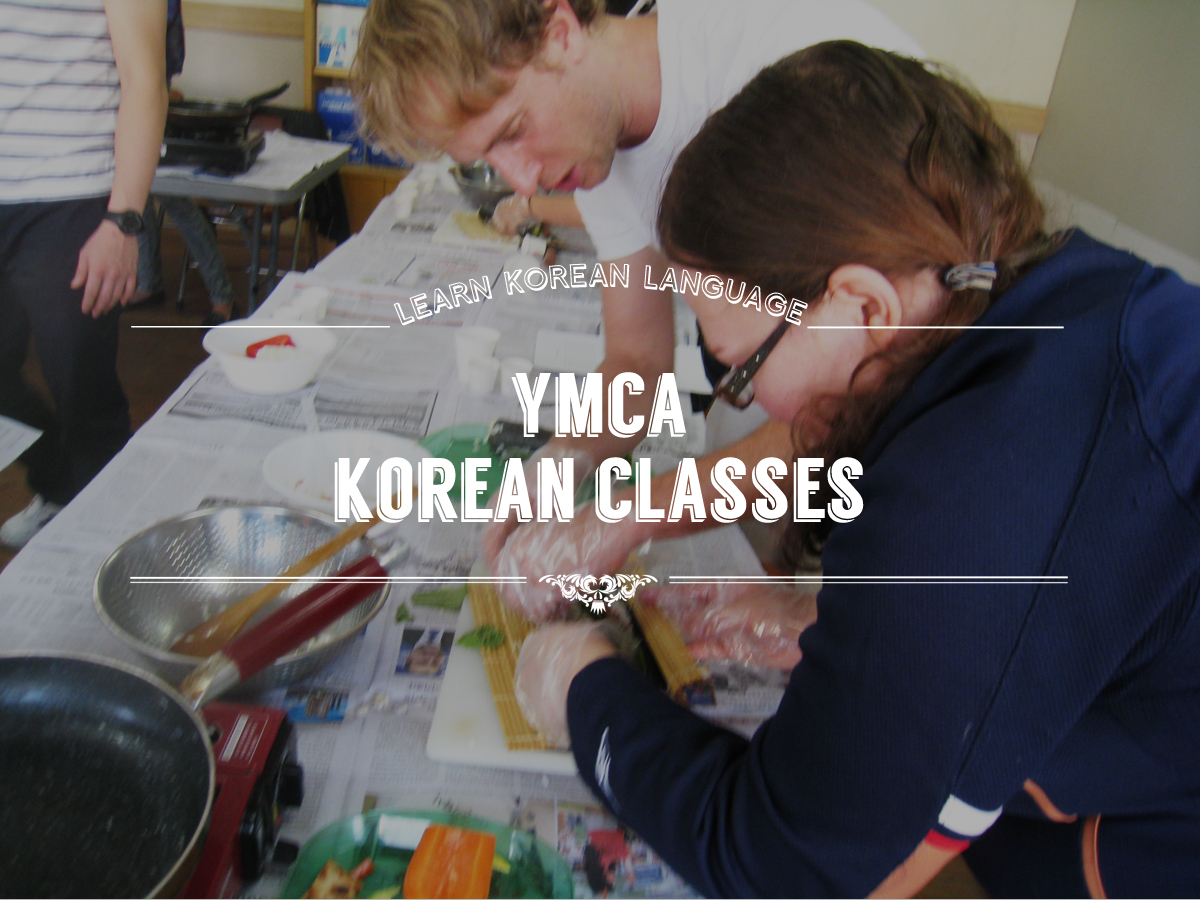 Daegu YMCA Korean Classes