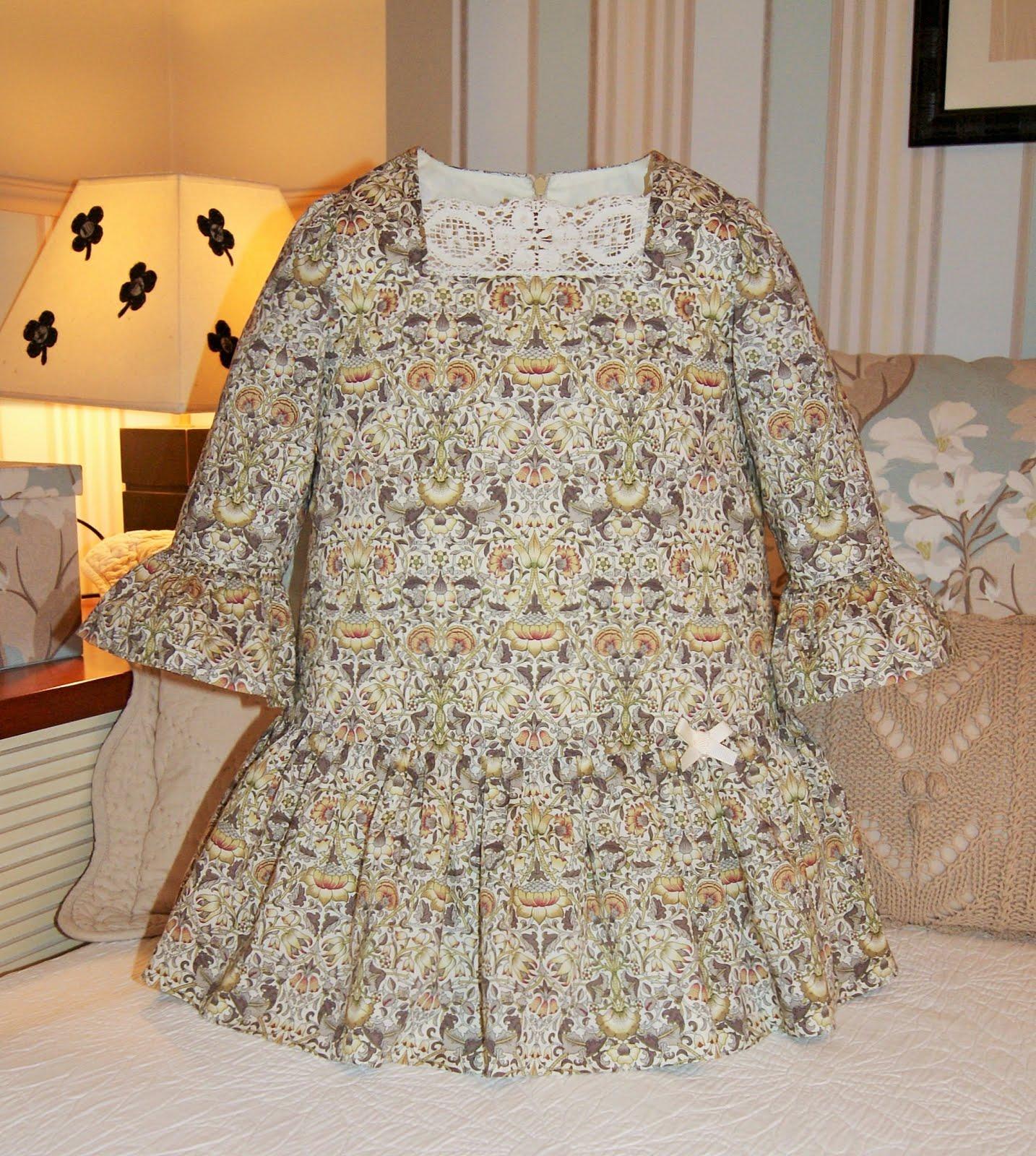 Vestido Liberty Lodden