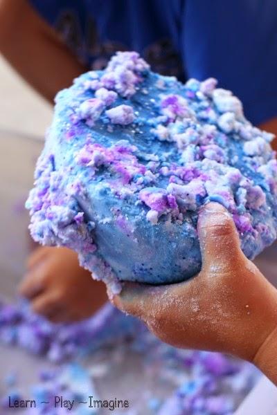 Frozen dough recipe