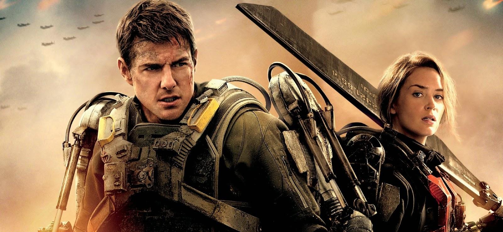 No Limite do Amanhã | Terceiro trailer e featurettes inéditos da ficção com Tom Cruise e Emily Blunt
