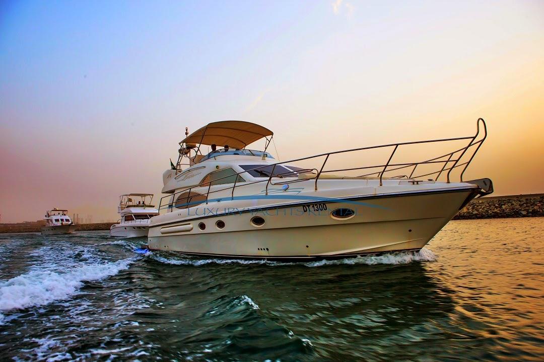 لأفضل الرحلات البحرية في دبي
