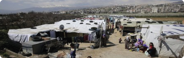 Syrians Camps with Yadan Bi Yad association